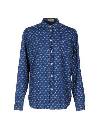 Джинсовая рубашка PAUL SMITH RED EAR 42526667GT