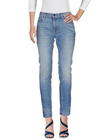 Джинсовые брюки ALEXANDER WANG 42527408IC