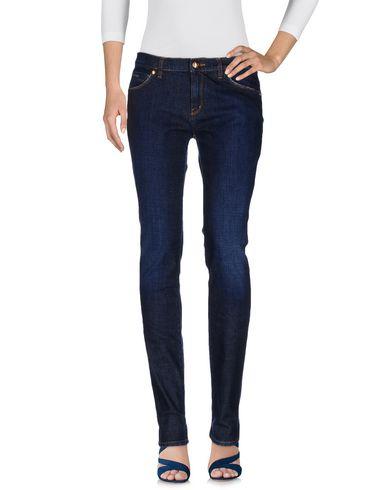 Джинсовые брюки LOVE MOSCHINO 42527410EF
