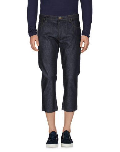 Джинсовые брюки-капри DOLCE & GABBANA 42527447LW