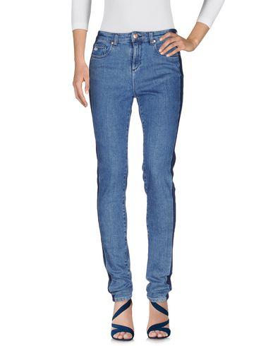 Джинсовые брюки LACOSTE L!VE 42527706WH