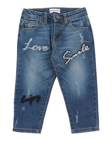 Джинсовые брюки PINKO UP 42527939LR
