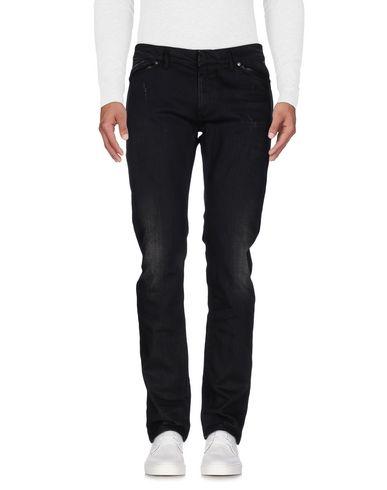 Джинсовые брюки ROBERTO CAVALLI 42528212MO