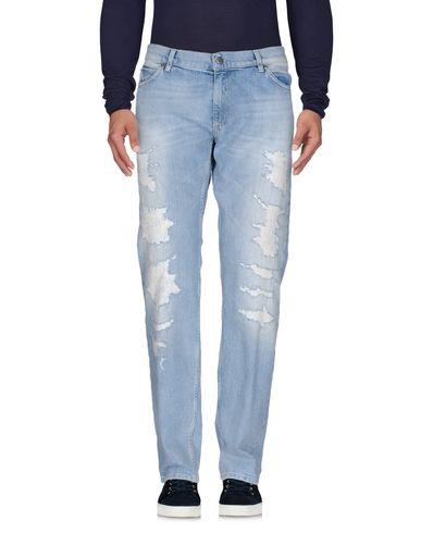 Джинсовые брюки ROBERTO CAVALLI 42528214LP