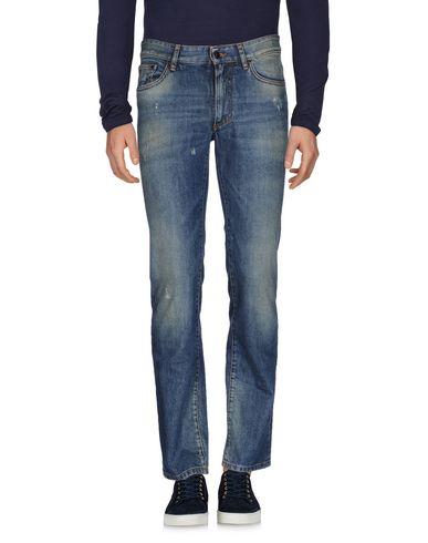 Джинсовые брюки VERSACE COLLECTION 42528518JD