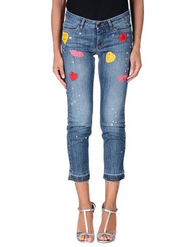 Джинсовые брюки-капри I BLUES CLUB 42528609ES