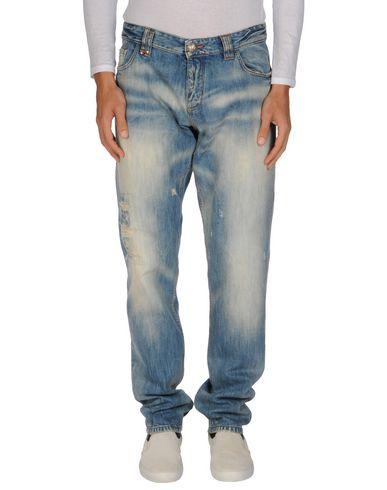 Джинсовые брюки PHILIPP PLEIN HOMME 42528750NX