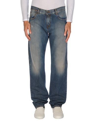 Джинсовые брюки LOVE MOSCHINO 42528803PI