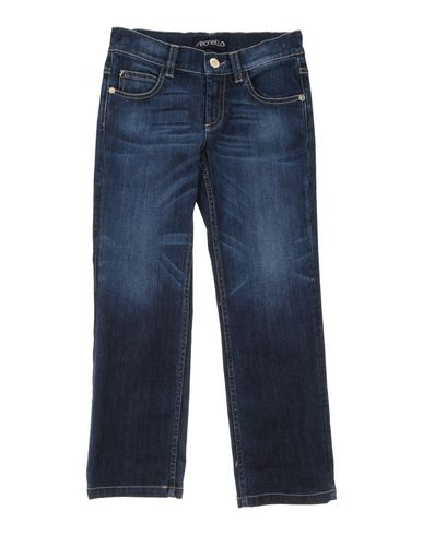 Джинсовые брюки SIMONETTA 42529105AT