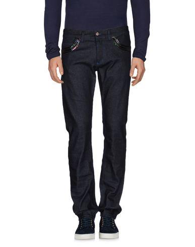 Джинсовые брюки ROBERTO CAVALLI 42529477TW