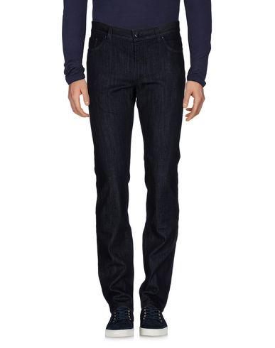 Джинсовые брюки VERSACE COLLECTION 42530280QR