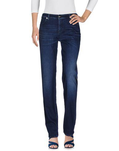 Джинсовые брюки ARMANI COLLEZIONI 42530372LK