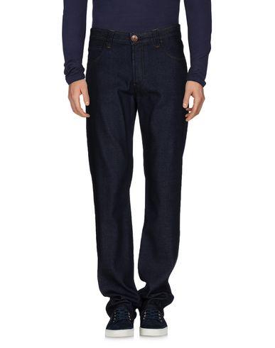 Джинсовые брюки ARMANI COLLEZIONI 42530564WU