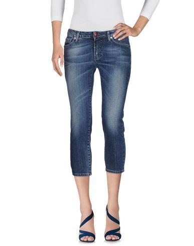 Джинсовые брюки-капри ROY ROGER'S 42530636CC