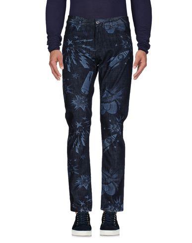 Джинсовые брюки MSGM 42530648KX