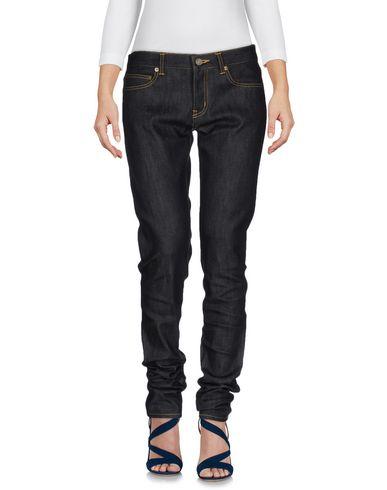 Джинсовые брюки SAINT LAURENT 42530782EC