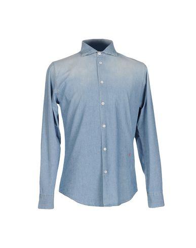 Джинсовая рубашка (+) PEOPLE 42530824SR
