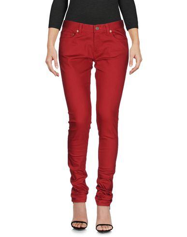 Джинсовые брюки SAINT LAURENT 42530832HO
