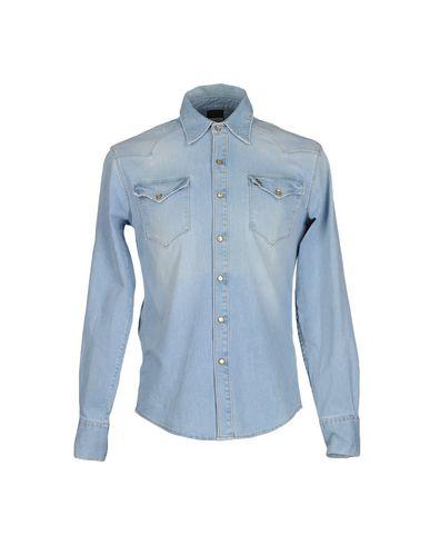 Джинсовая рубашка (+) PEOPLE 42530842DA