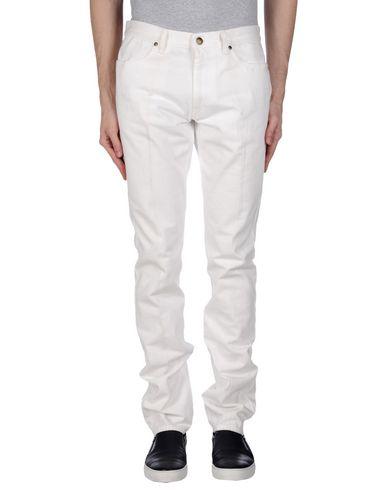 Джинсовые брюки от YVES SAINT LAURENT RIVE GAUCHE