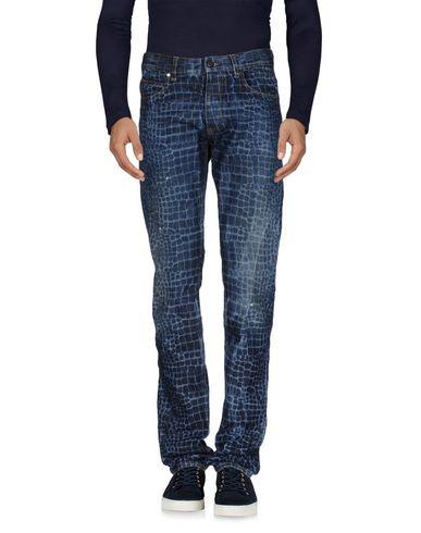 Джинсовые брюки ROBERTO CAVALLI 42531407SK
