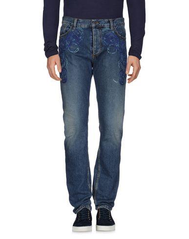 Джинсовые брюки ROBERTO CAVALLI 42531617LU