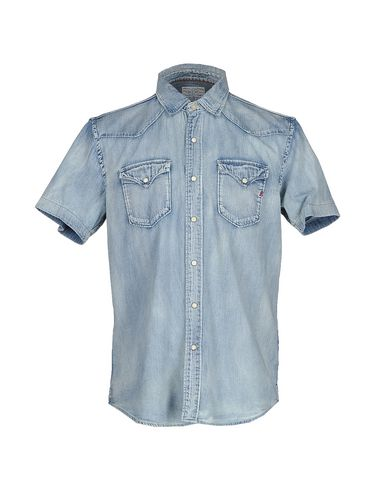 Джинсовая рубашка REPLAY 42531933LG