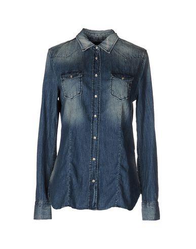 Джинсовая рубашка REPLAY 42532019PM