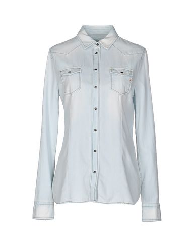 Джинсовая рубашка REPLAY 42532212SH