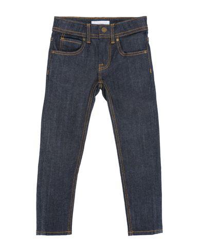 Джинсовые брюки BURBERRY CHILDREN 42532372RX