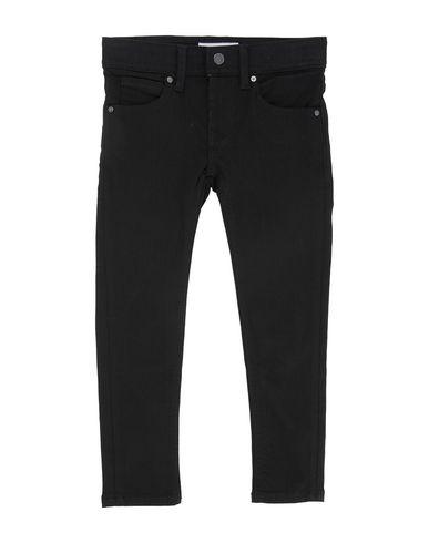 Джинсовые брюки BURBERRY CHILDREN 42532374GQ