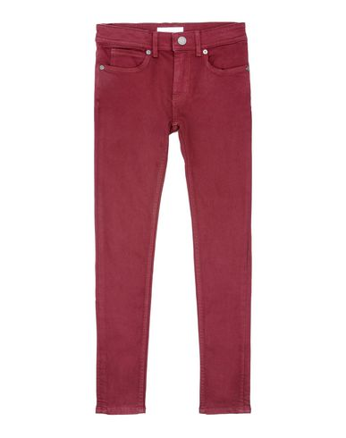 Джинсовые брюки BURBERRY CHILDREN 42532403OA