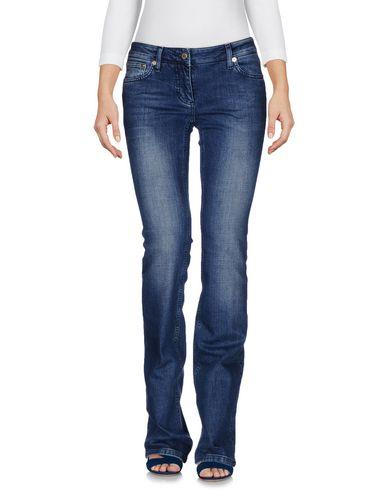 Джинсовые брюки ROBERTO CAVALLI 42532511SG