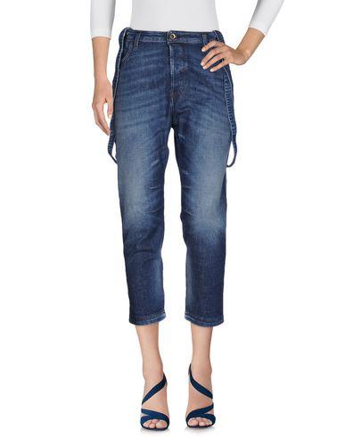 Джинсовые брюки-капри DIESEL 42532523ED