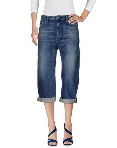 Джинсовые брюки-капри DIESEL 42532656AM
