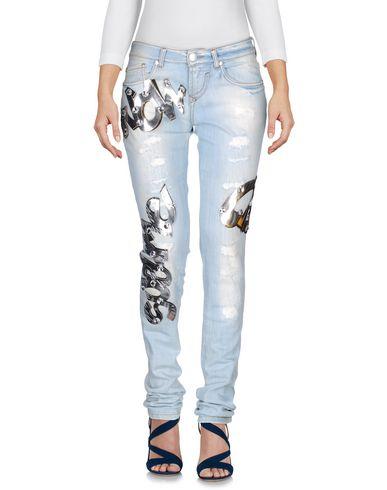 Джинсовые брюки BLUMARINE 42532816PJ