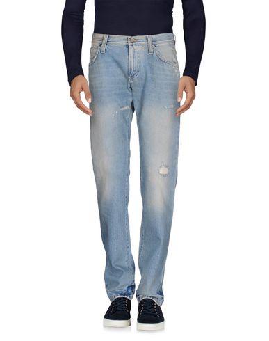 Джинсовые брюки DOLCE & GABBANA 42533517VP