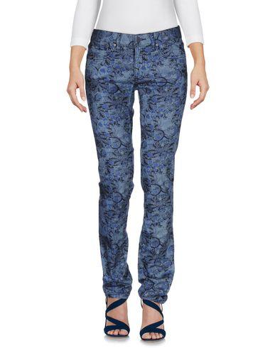 Джинсовые брюки TORY BURCH 42533756MT