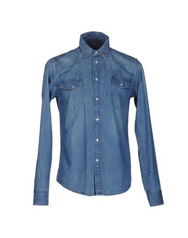 Foto 40WEFT Camicia jeans uomo Camicie jeans