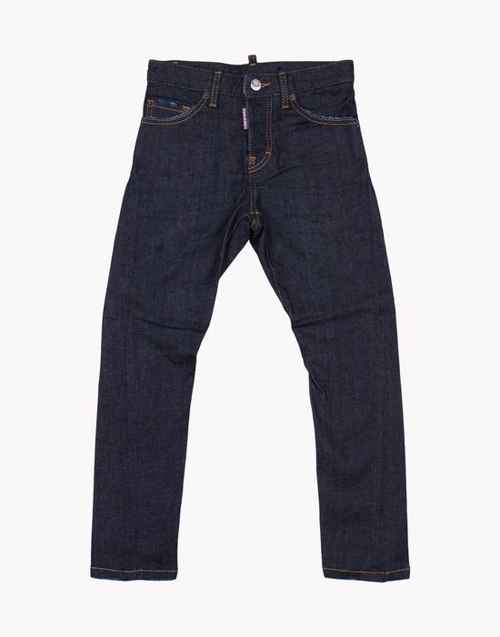 jeans denim Man Dsquared2