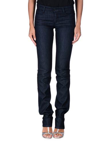 Джинсовые брюки BURBERRY 42534093FN