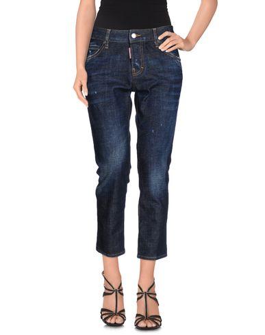Джинсовые брюки-капри DSQUARED2 42534518OV