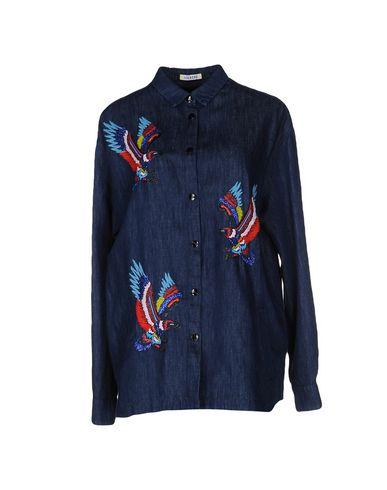 Джинсовая рубашка ICEBERG 42534598KJ