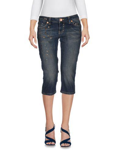 Джинсовые брюки-капри SEVEN7 42534768AU
