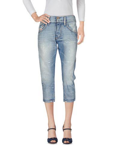 Джинсовые брюки-капри DIESEL 42534826FD