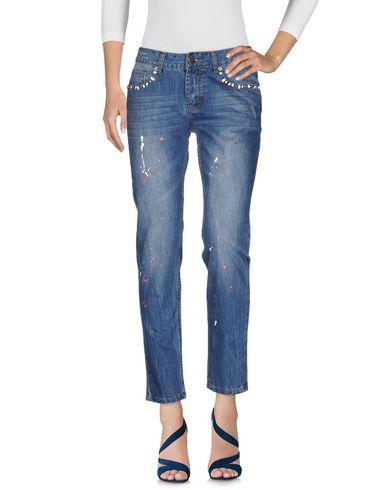 Джинсовые брюки SUNCOO 42534842DB