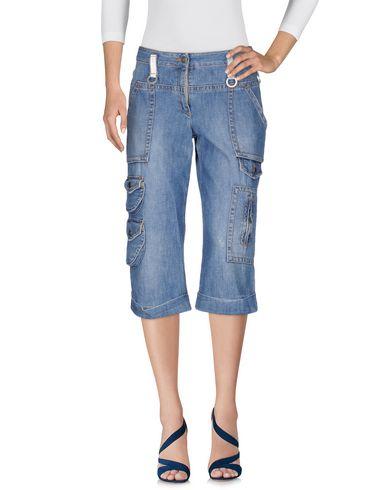 Джинсовые брюки-капри CALVIN KLEIN JEANS 42534867PP