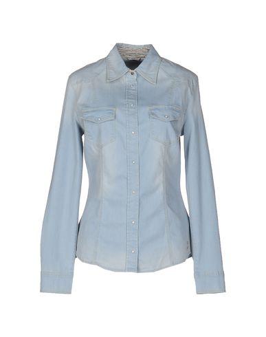 Джинсовая рубашка GUESS 42535192BN