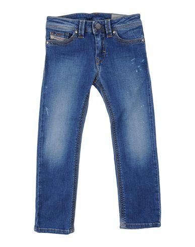 Джинсовые брюки DIESEL 42535447EB