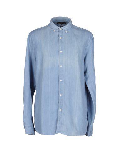 Джинсовая рубашка MICHAEL KORS 42535822VX